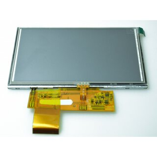 5 800x480 TFT Display with resistive Touchscreen