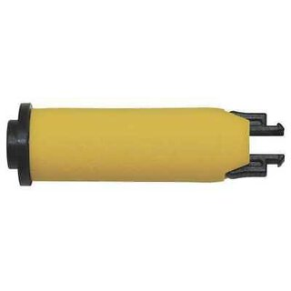 HAKKO B3216 Assembly Sleeve / Handle-Piece - Yellow