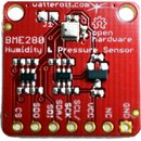 BME280-Breakout (humidity, pressure & temperature sensor)