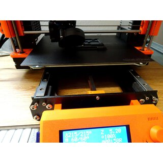 Y-axis upgrade kit for Prusa MK3