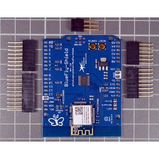 BlueFly-Shield (ATWINC1500) - WLAN/WiFi for Arduino