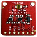 TSL25911-Breakout (visible and IR light sensor)