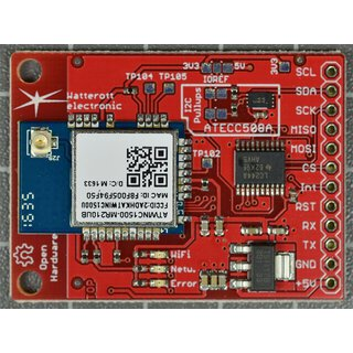 ATWINC1500-Breakout with on-board antenna