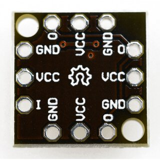 WS2812B Breakout - Intelligent RGB LED (5 pcs)