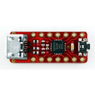 Wattuino Nanite 841 (ATtiny841 with USB Bootloader)