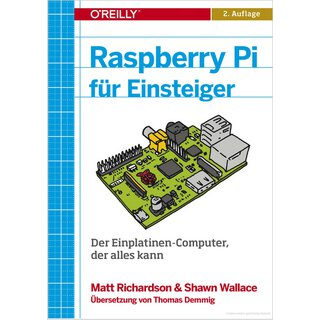 Book: Raspberry Pi for Beginners, 2.Edition