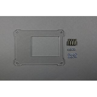 OpenDisplayCase Front for RPi-Display B+ 2.8 Touch-Display