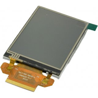 MI0283QT-11 - 2.8 TFT Display + Touchpanel