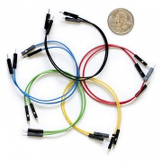 Jumper Wires M/M 200mm (for Breadboards)