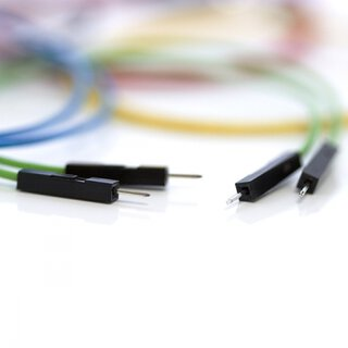 Jumper Wires M/M 300mm (for Breadboards)