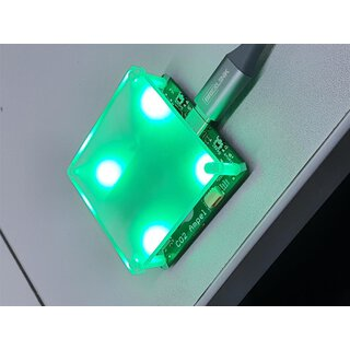 CO2 traffic light - only PCB