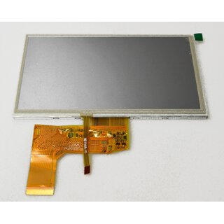 7 800x480 TFT Display with resistive Touchscreen