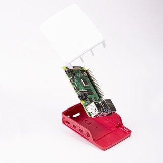 Raspberry Pi 4 Model B Enclosure