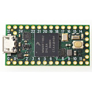 Teensy v4.0 USB Board - ARM Cortex-M7