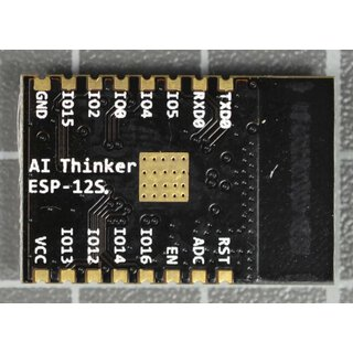 AI-Thinker ESP8266 ESP-12S WiFi/WLAN Module