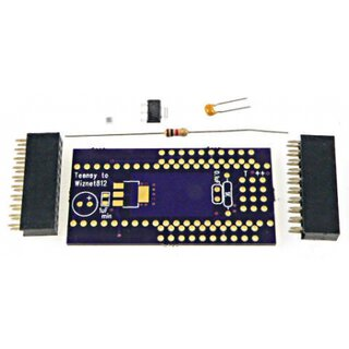 Teensy WIZ812 Ethernet Adapter Kit