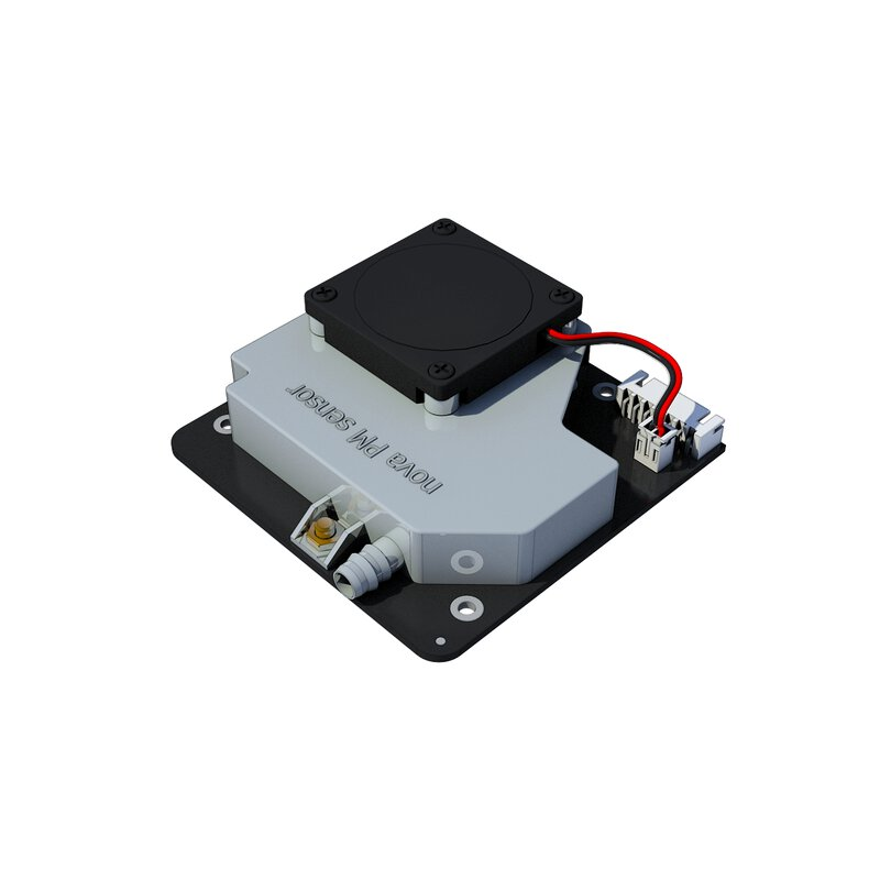 senseBox particulate matter sensor