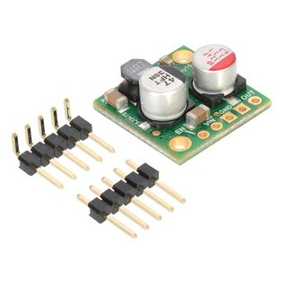 Pololu 6V, 2.5A Step-Down Voltage Regulator D24V25
